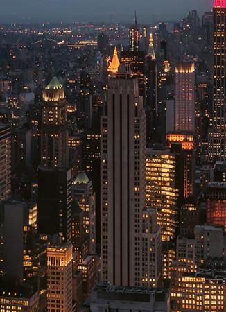 Papier Fototapete New York City USA 184x254cm – Bild 3