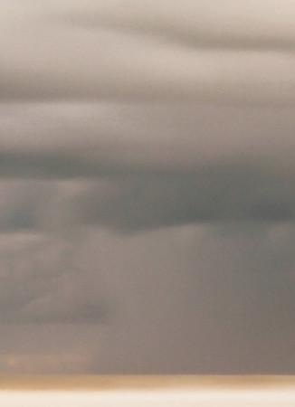 Vlies Fototapete Stuhl am Strand 184x254cm – Bild 3