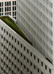 Vlies Fototapete Architektur weißes Hochhaus 184x254cm 001