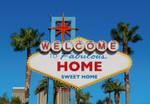 Papier Fototapete Home Sweet Home 368x254cm 001