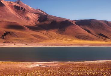 Papier Fototapete Atacama-Wüste 368x254cm – Bild 3