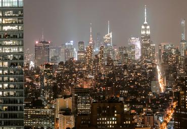 Papier Fototapete Freiheitsturm New York City 368x254cm – Bild 3