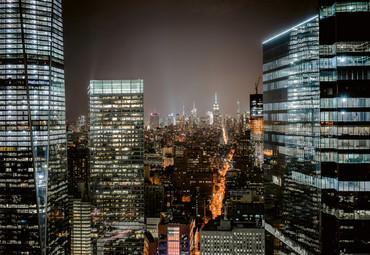 Papier Fototapete Freiheitsturm New York City 368x254cm – Bild 1
