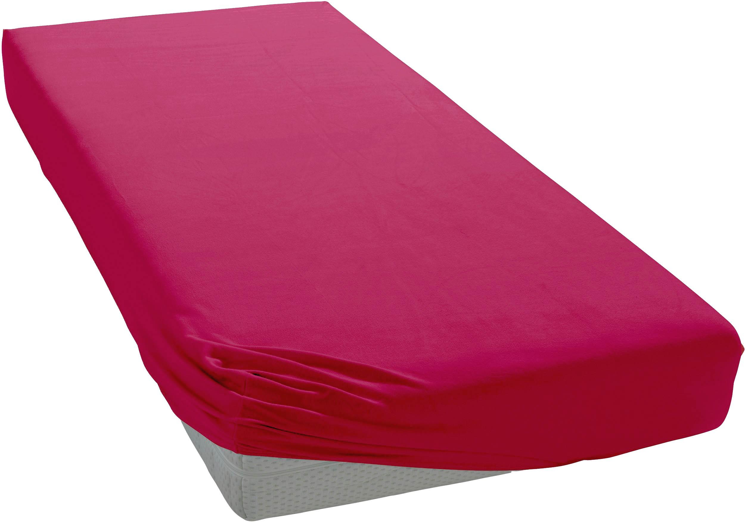 jersey spannbetttuch spannbettlaken 100 140 180 x 200 cm stegh he 25 cm ebay. Black Bedroom Furniture Sets. Home Design Ideas