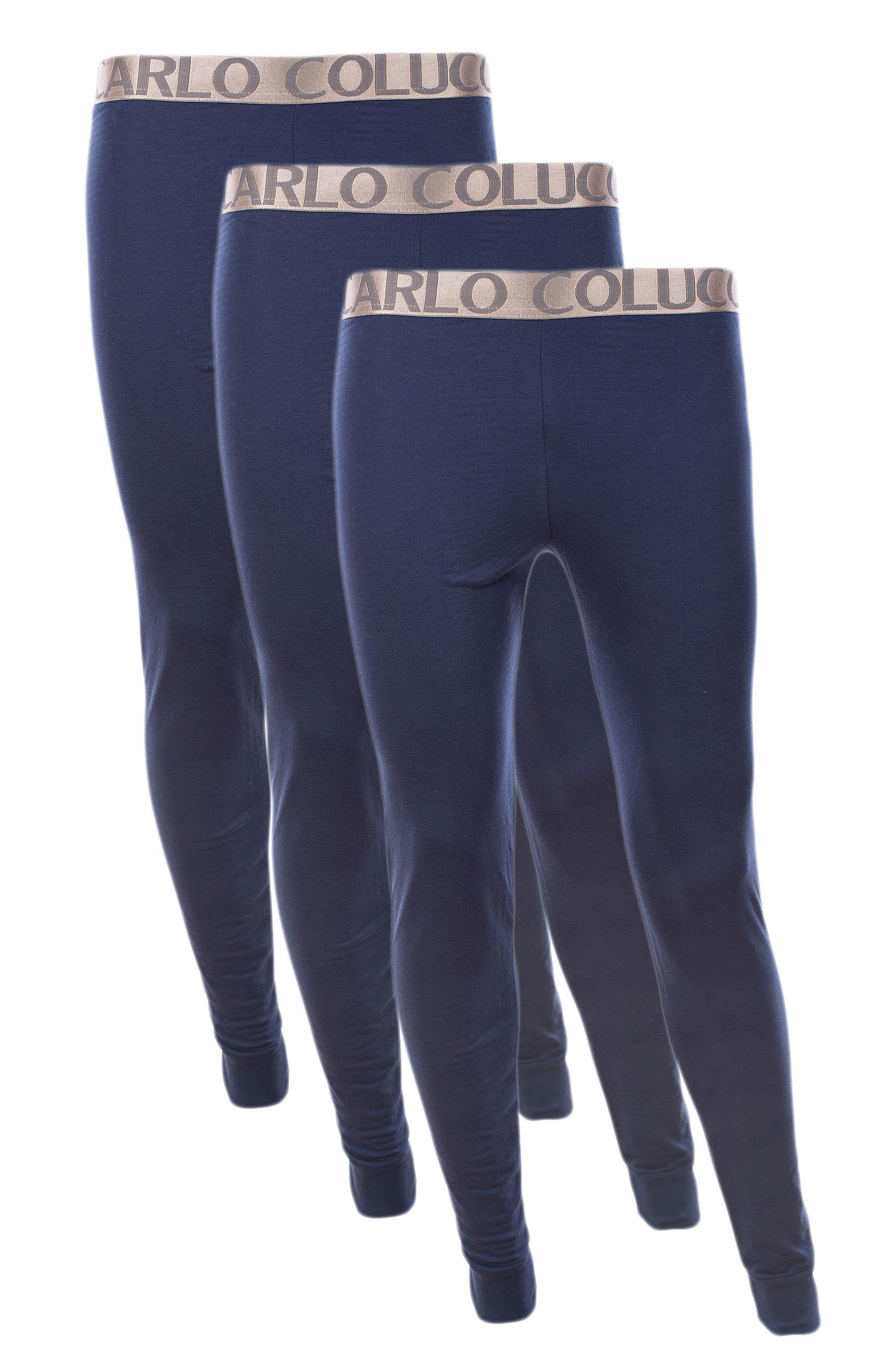 Shirt Winter Thermowäsche von Carlo Colucci THERMO LANGARMSHIRT Ski
