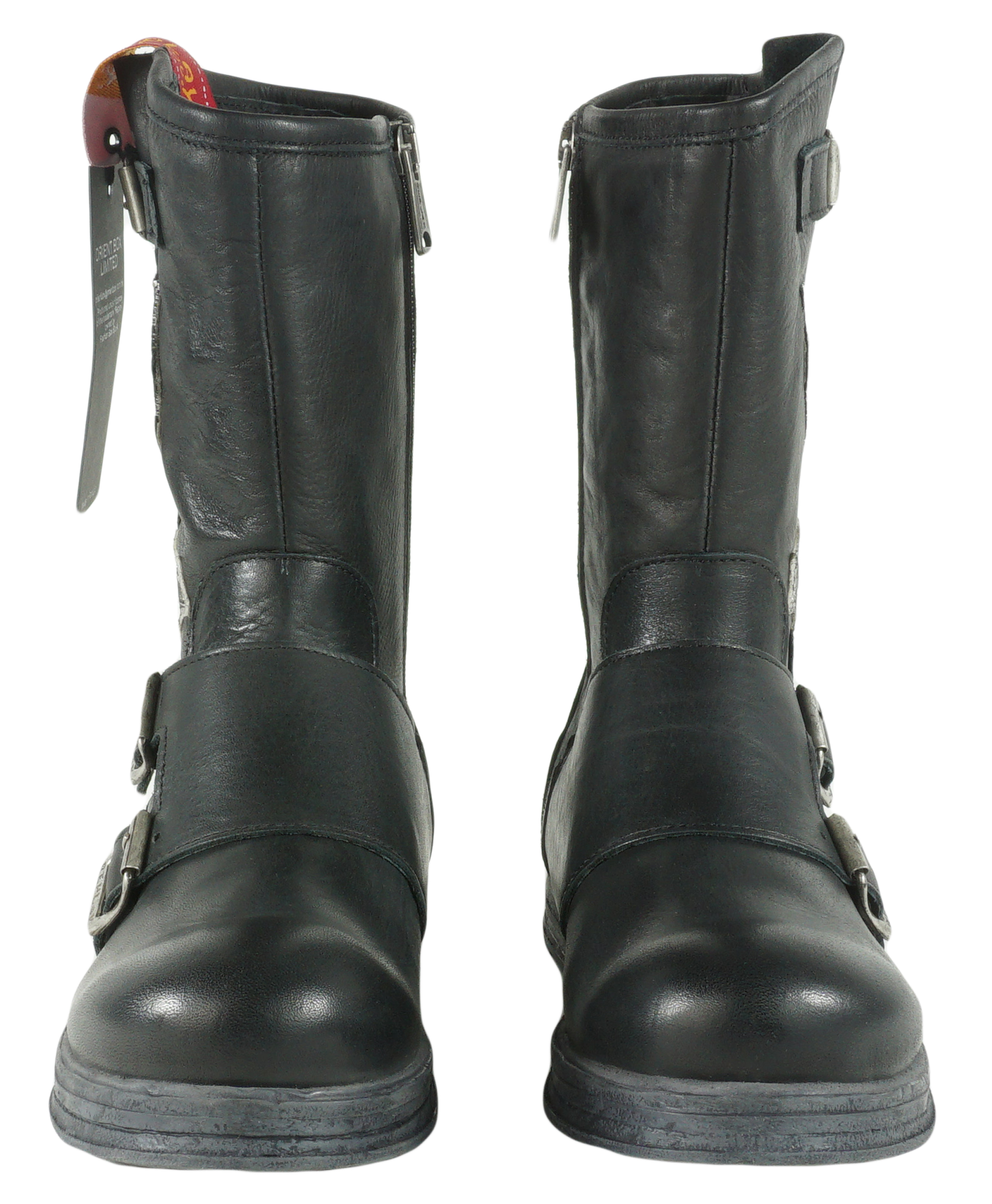 Replay Womens Biker Boots RL260049L Boots Shoes Ankle ...
