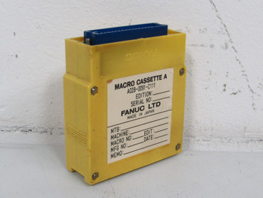 Fanuc A02B-0091-C111 Macro Cassette Gebraucht – Bild 1