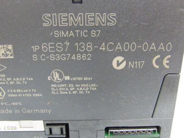 Siemens 6ES7 138-4CA00-0AA0 DC 24V Powermodul – Bild 2