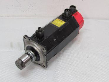 Fanuc A06B-0163-B176#7000 Servo Motor Top Zustand – Bild 1