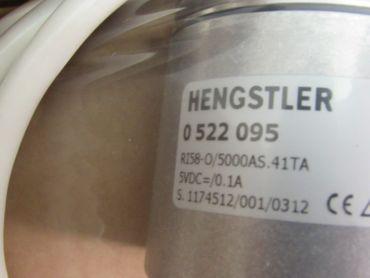 Hengstler RI58-O/5000AS.41TA Drehgeber Encoder 0522095 NEU OVP – Bild 5