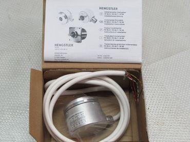 Hengstler RI58-O/1024AS.41TB Drehgeber Encoder 0522101 NEU OVP – Bild 4