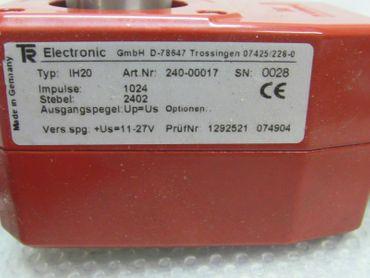 TR Electronic IH20 Art.Nr. 240-00017 Drehgeber NEU – Bild 2