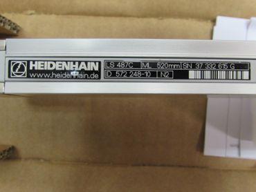 Heidenhain LS 487C ML 520mm ID 572248-10 NEU OVP – Bild 3