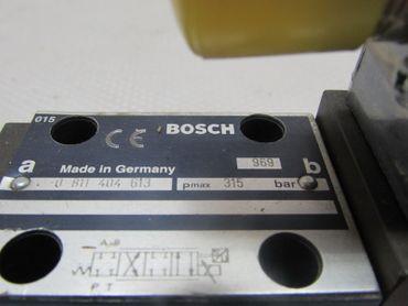 Bosch Regelventil 0 811 404 613 max 315 bar Neuwertig – Bild 3