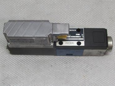 Bosch Hydraulik 4WRPE 6 W - 32SJ-2X/G24K0/A1M 0 811 404 143 Top Zustand – Bild 2