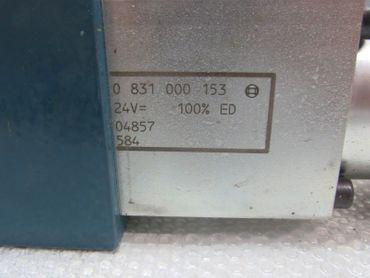 Bosch 081WV10P1V1067WS024/00CSD84 max 315 bar 0 810 001 970 Top Zustand – Bild 4