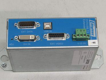 Lenze Digitec DVI-USB Extender TX V3 24V Top Zustand – Bild 3