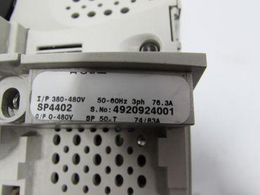 Emerson Control Techniques Unidrive SP4402 400V 37/45kW AC Drive Top TESTED  – Bild 6