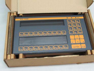 Lauer PCS Systeme PCS 200FZ XX2.1031.SHX Panel neuwertig – Bild 1