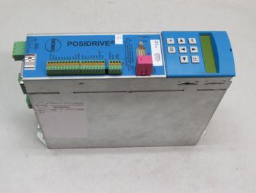 Stöber Posidrive FDS5055/L 5,5kW 11,6A 400V SV. 5.6-E Top Zustand – Bild 2