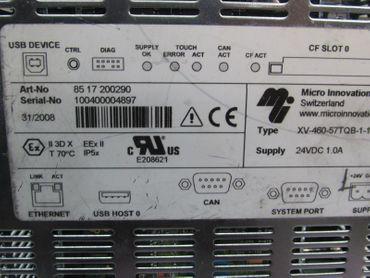 Eaton Moeller Touchpanel XV-460-57TQB-1-10 + EIB-TP Top Zustand – Bild 3