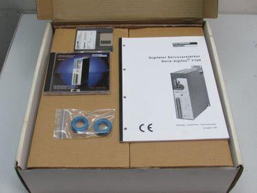 Kollmorgen Seidel digifas 7112-SPS Digital Servoverstärker Unbenutzt OVP – Bild 2