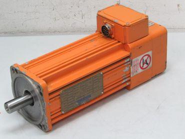 Kollmorgen Goldline Servomotor B-404S-93-B3-072 max. 5000 230 V – Bild 1