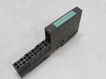 Siemens 6ES7 134-4FB00-0AB0 + 193-4CA50-0AA0 2 AI U SF neuwertig – Bild 1