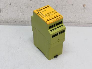 PILZ PNOZ X13 24VDC 5n/o 1n/c ID No.:774549 – Bild 1