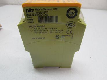 PILZ PNOZ X2 24VAC/DC 2n/o ID No.:774303 Unbenutzt OVP – Bild 2