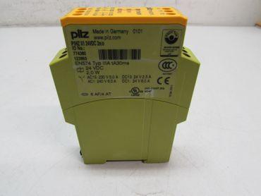 PILZ P1HZ X1 24VDC 2n/o Ö ID No.:774360 – Bild 2