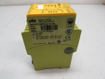 PILZ P2HZ X1P C 24VDC 3n/o 1n/c 2so ID No.:787340 – Bild 2
