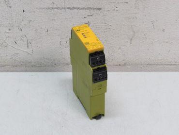PILZ PNOZ e1vp 10/  24VDC 1so 1 so t ID No.: 774131 – Bild 1