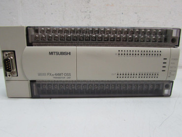 Mitsubishi FX2N-64MT-DSS Programmable Controller 24VDC 35W Top Zustand – Bild 1