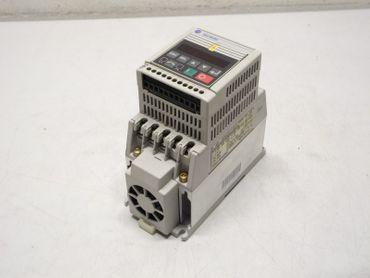 Allen Bradley 160-AA04NPS1P1 Frequenzumrichter 0,75KW 240V  Ser. B Top Zustand – Bild 1