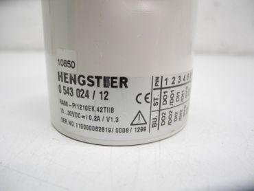 Hengstler Drehgeber 0543 024 / 12 RA58-P/1210EK.42TIIB Unbenutzt – Bild 2