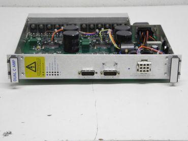 ADEPT Technology Dual C AMP Power Control Modul 10338-53005 REV P_D Top Zustand – Bild 1