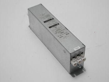 Elau Schneider Line Filter Netzfilter FI07877 3AC 400V 30A FFU 3x30 K-K neuwerti – Bild 3