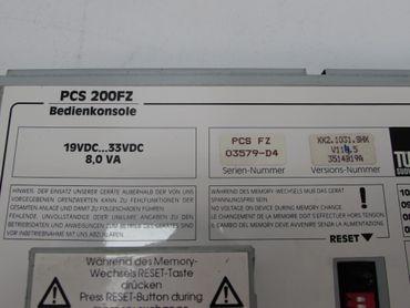 Lauer PCS Systeme PCS 200FZ XX2.1031.SHX + PCS 802-EEPROM Memory Pack OVP – Bild 4