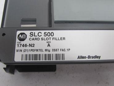 Allen Bradley 1746-N2 SLOT FILLER Top Zustand – Bild 3