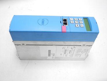Stöber Posidyn Servo Drive SDS5008/L 0,75kW + ASP5001/1 DP5000 REA5001 TESTED – Bild 2