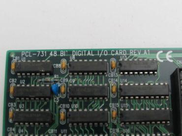 ADVANTECH PCL-731 48 BIT DIGITAL I/0 CARD REV.A1 UNUSED – Bild 2
