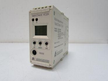 ADAMCZEWSKI AD-VC 2A Multi-Messumformer VarioCheck VC2A Top Zustand – Bild 1