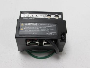 Omron 3G3AX-MX2-ECT EtherCAT Slave UNIT UNUSED OVP  – Bild 2