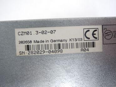 Indramat Rexroth Eco Drive CZM01.3-02-07 – Bild 5