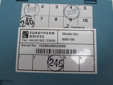 Eurotherm 6051/00 unused – Bild 3