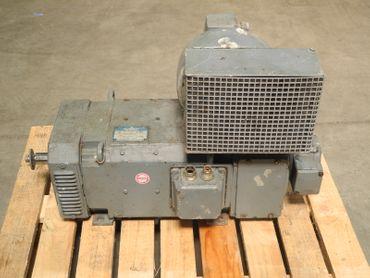 Baumüller DC Motor Gleichstrom GNA 112 LV 460V 36A 15kW 3200 min TESTED – Bild 2