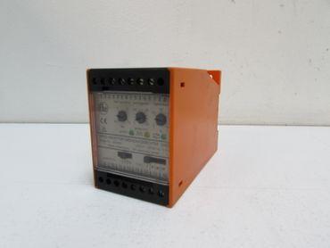 IFM DD0001 Speed Monitor Drehzahlwächter 230V 50/60Hz 5VA tested – Bild 1