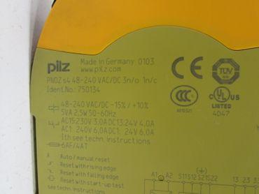Pilz PNOZ s4 48-240 VAC/DC 3n/o 1n/c  ID No.: 750134 Top Zustand – Bild 3