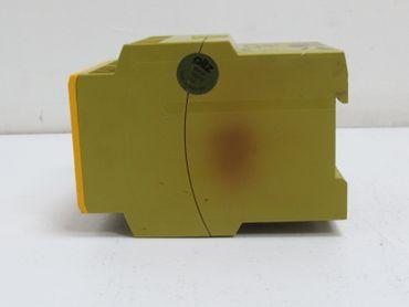 PILZ PNOZ X10.1 24VDC 6n/o 4n/c  ID No.:774749 5W Top Zustand – Bild 2